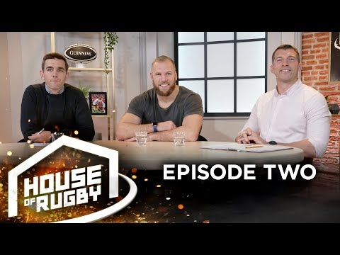 James Haskell on Danny Cipriani, David Brent and Christian Wade to NFL | House of Rugby Ep2