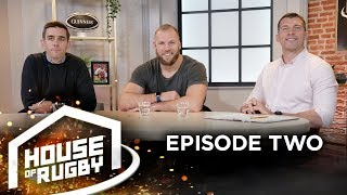 James Haskell on Danny Cipriani, David Brent and Christian Wade's NFL move   House of Rugby #2