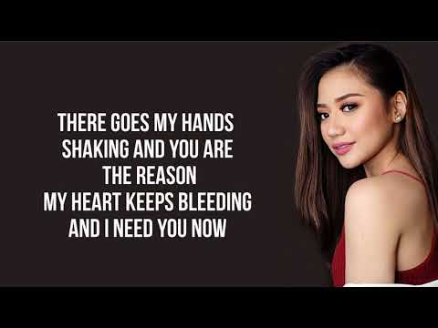 You Are The Reason - Daryl Ong And Morissette cover (Lyrics)