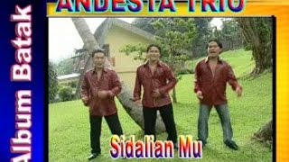 Andesta Trio - Sidalianmu (Official Music Video)