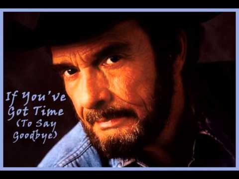 MERLE HAGGARD - If You've Got Time (To Say Goodbye) (1971) Simply Amazing!