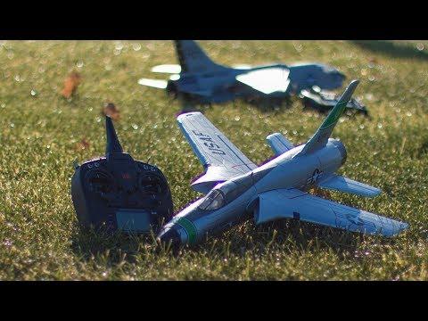 NEW F-105 THUNDERCHIEF | VLOG0127