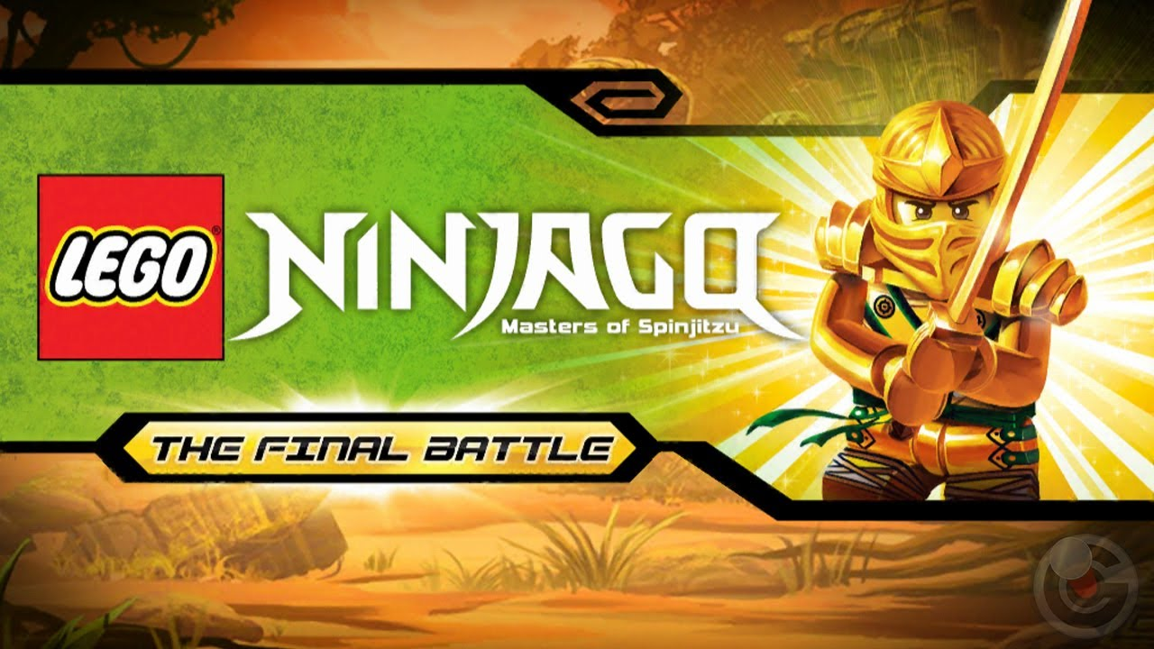 LEGO® Ninjago - The Final Battle - iPhone & iPad Gameplay ...