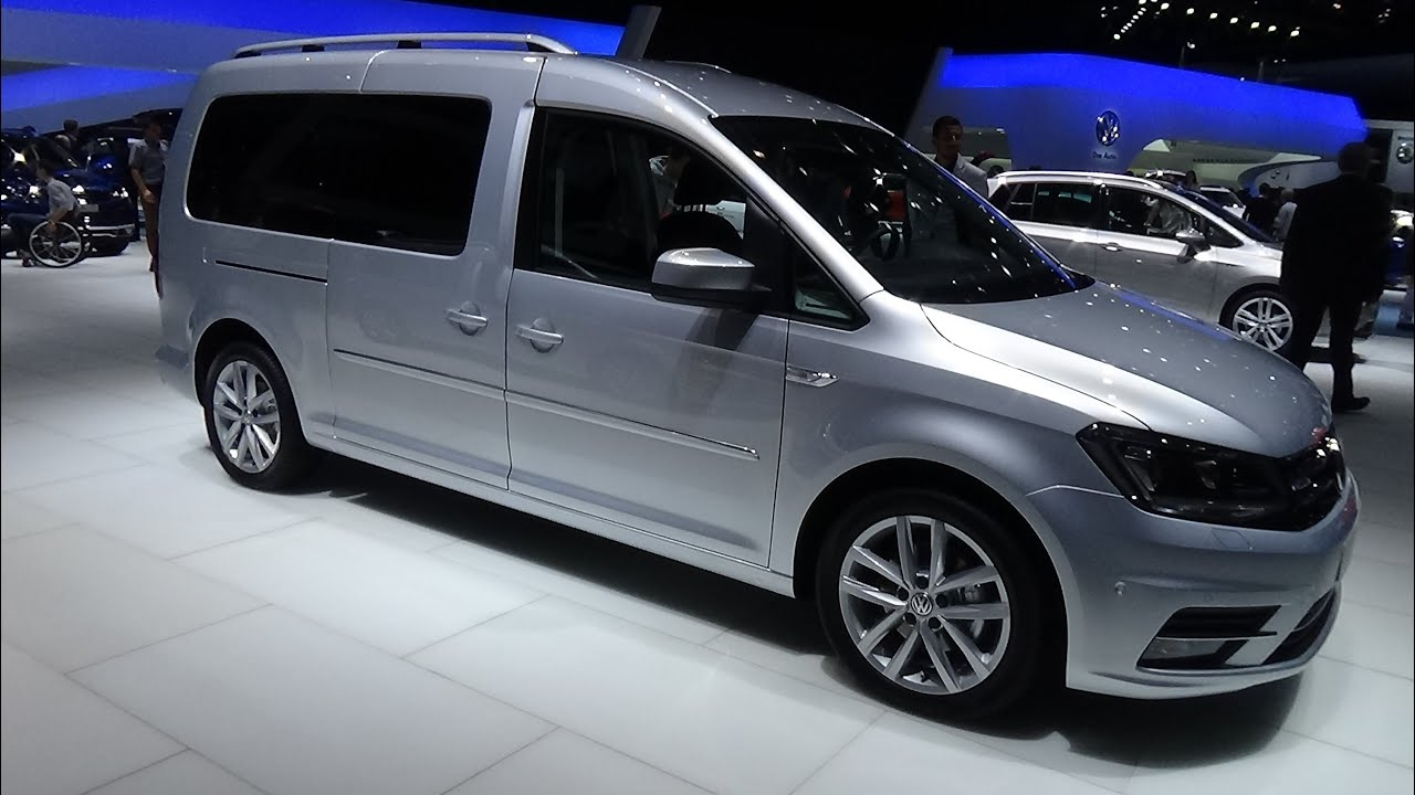 2016 volkswagen caddy maxi motor show geneva 2015 youtube. Black Bedroom Furniture Sets. Home Design Ideas
