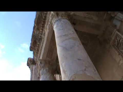 Library of Celsus - Ephesus Ruins - Turkey