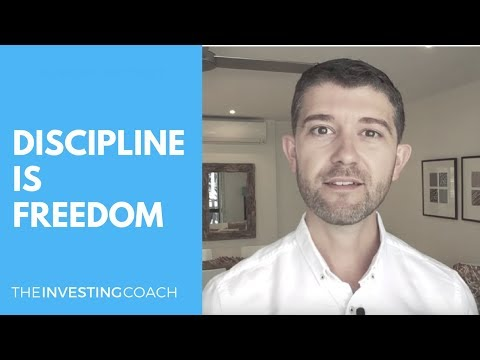 Discipline is Freedom - 60 secs on budgeting