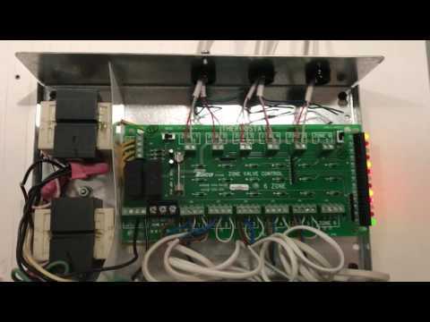 Taco Radiant Heat Zone Controller Wiring - YouTubeYouTube