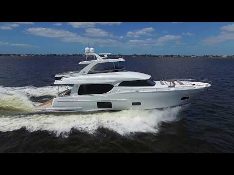 2018 Ocean Alexander 70E Motoryacht For Sale at MarineMax Fort Myers