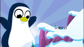 March of the Giant Penguins | Fun Animal Cartoons | Kids Videos | Learning for Kids