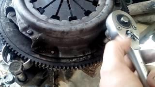 Полезный совет при замене сцепления ВАЗ 2108 и их аналогов