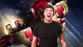 IRON MAN 3 - Drunk Review