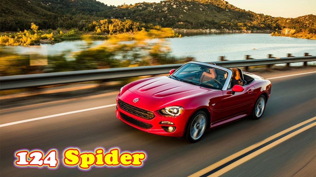 2021 Fiat Spider Pricing