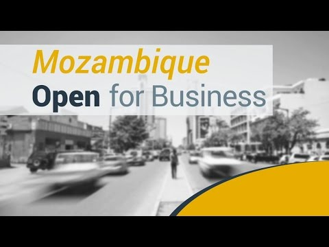 Mozambique Open for Business