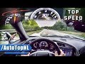 2017 Corvette Stingray C7 ACCELERATION & TOP SPEED AUTOBAHN POV by AutoTopNL