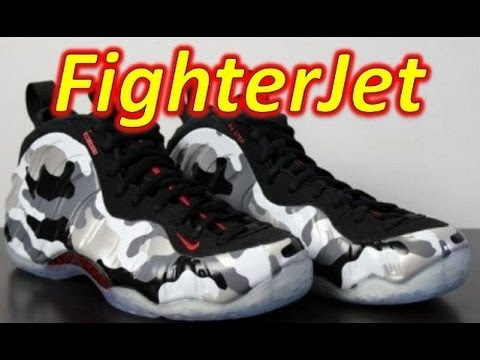 cheap for discount 9f547 4cd2d Nike Air Foamposite One Fighter Jet - Review + On Feet