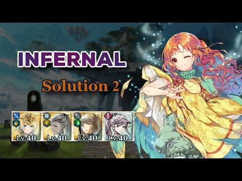Infernal | F2P | Mythic Hero Battle: Yune | No SI | 2 Seals