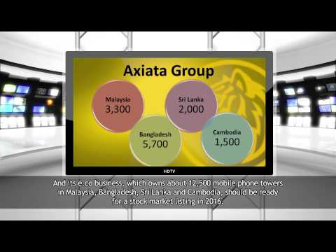 Axiata Group: Showcasing its expertise
