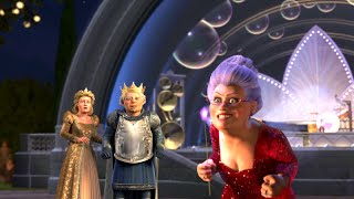 Şrek 2 - Final Savaşı - Türkçe Dublaj (Shrek 2 - Final Battle - Turkish) HD