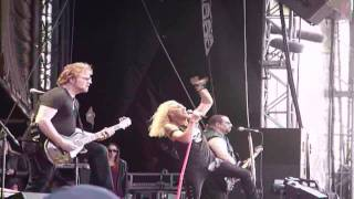Burn In Hell - Twisted Sister - Download Festival 2011