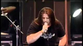 Cannibal Corpse - I Cum Blood - Live With Full Force 2007 YouTube Videos