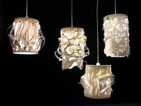 Paper Lamp Decoration Ideas You