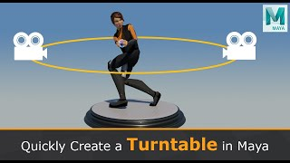 Quickly Create a Turntable in …