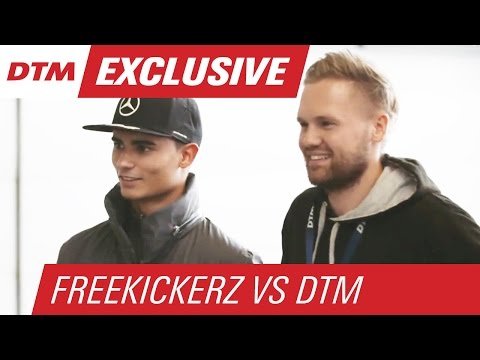 The Battle: Freekickerz vs DTM - DTM Nürburgring 2015