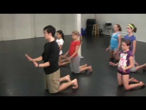 Dance Moves The Worm - How To Do The Forward Worm Dance Lesson