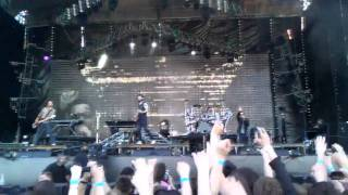Linkin Park - Papercut (Live in Red Square 23.06.11) Multicam v.2.0
