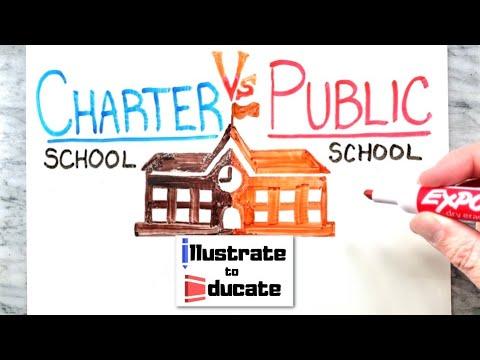 Charter Vs Public Schools, Public Vs Charter Schools