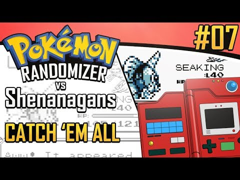 Pokemon Randomizer Catch Em All Race vs Shenanagans #7