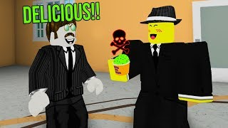 We Had To POISON Him For $200,000 DOLLARS (Roblox Bloxburg Roleplay)