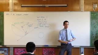 Angle in the Alternate Segment - Circle Geometry (3 of 3: Conclusion and overall summary)