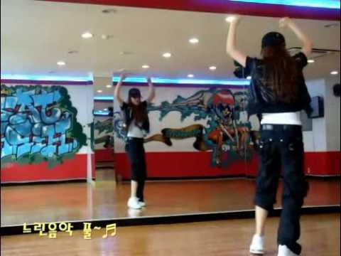 Beast-Shock(dance Tutorial Part4)