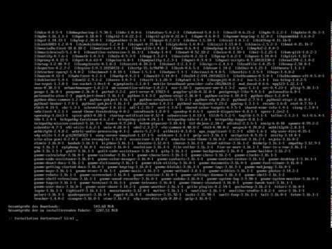 Arch Linux - Klassische Installation für Einsteiger (Deutsch / German)