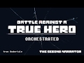 Undertale Orchestrated - Battle Against a True Hero