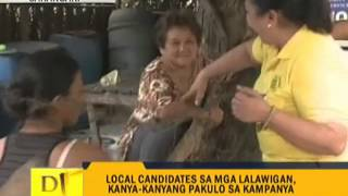 Local candidates start election campaign