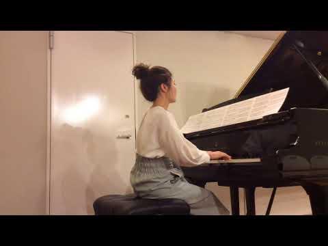 Etude 1: Desordre / Gyorgy Ligeti / Yukiko Kojima (piano)  エチュード1:無秩序/リゲティ/小島由記子(ピアノ)