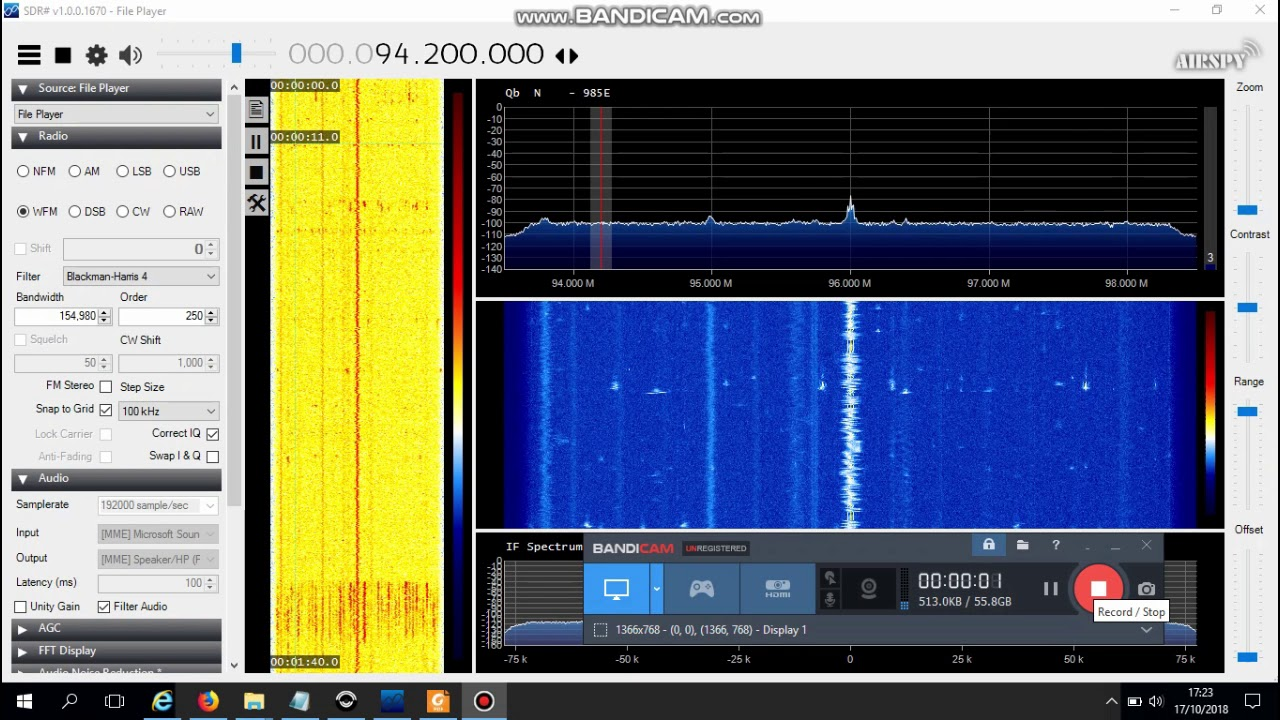 94 2 R  Devin via Meteor Scatter received in UKR | worduser01