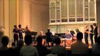 Johann Christian Hertel: Sinfonia á 8, Nr. 1 in D-Dur