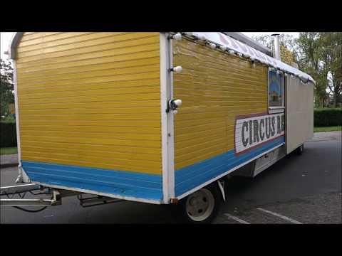 """Renz Berlin Europa Tour 2017 """"Transport"""""""