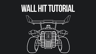 Wall Hit Tutorial | Rocket League