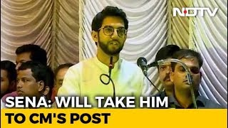 From Shiv Sena Cub To Tiger, Aaditya Thackeray Takes Centre Stage In 2019