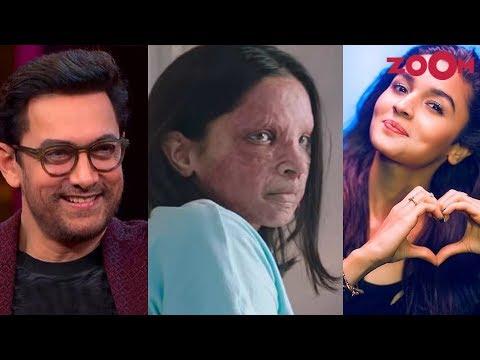 Aamir Khan, Alia Bhatt and other B-Town celebs praise Deepika Padukone's Chhapaak Mp3