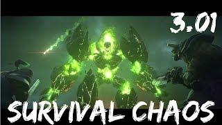 Survival Chaos en Español - INFERNALES | Warcraft 3 | WarBoss