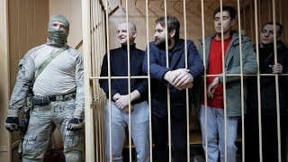 Фото Международный трибунал ООН и украинские моряки