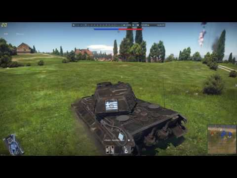 "Greek_Chimera {Byzantine_Prince} Tiger II 105mm "" (König Tiger)"