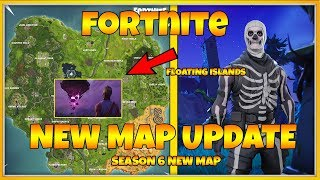 Fortnite Season 6 Map Leaked