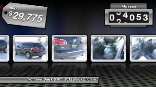2012 Buick Enclave Forest Lake Minneapolis MN P1496