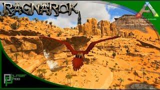 Ark: Ragnarok - 27 - EXPLORING RAGNAROK DESERT UPDATE STAGE 1 - PATCH 272